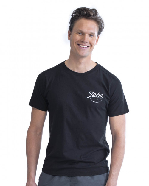 Jobe Casual T-Shirt Melns