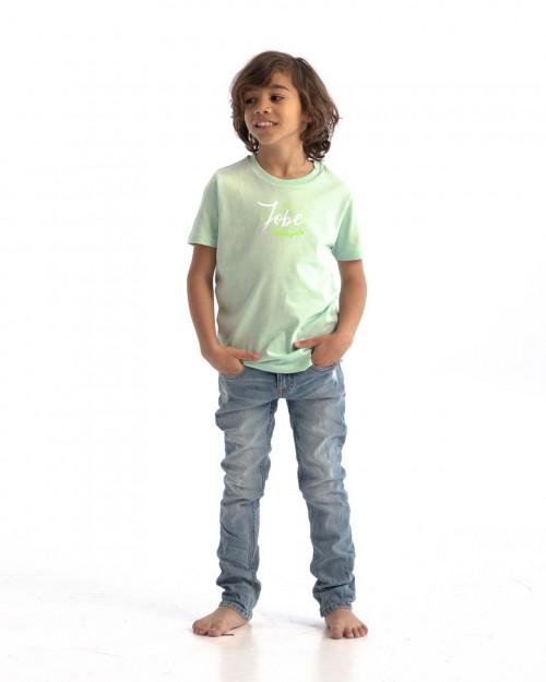 Jobe Casual T-Shirt Bērnu Geyser Zaļš