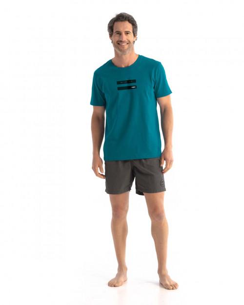 Jobe Casual T-Shirt Ocean Depth