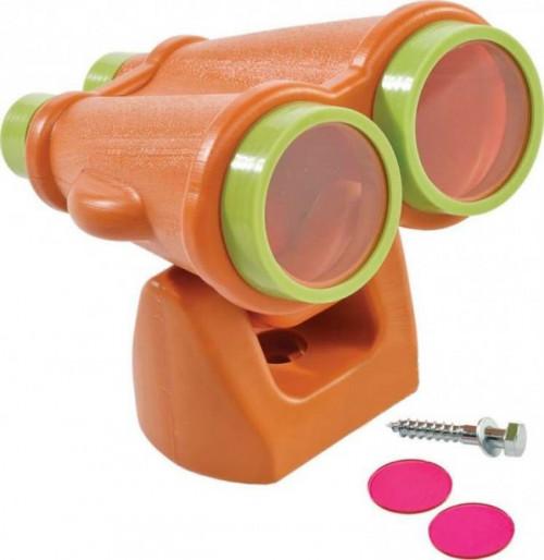 Kids binoculars on the stand (rotating) КВТ, 17.5x21x17.5 cm