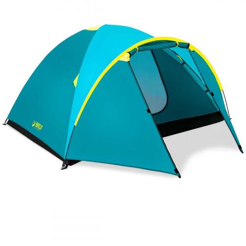 Tourist tent Bestway Pavillo (2.10+1.00)x2.40x1.30 m Activeridge 4 Tent 68091