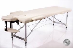 Складной массажный стол – кушетка RESTPRO® ALU 2 (M) Cream