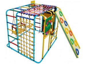 Bērnu rotaļu laukums KUBS (00068)