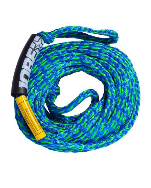 Virve vilkšanai puslim Jobe Towrope 4P, zila, 3-4 personām, 16.8 m