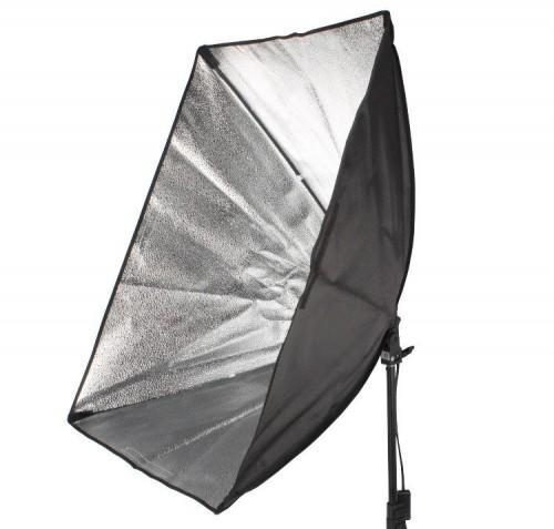Softbox 50x70cm ar Monohead
