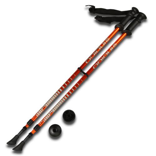 Nūjošanas Nordic walking nūjas IRAK001 80-135cm