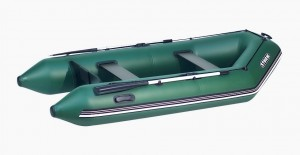 Inflatable rubber boat Storm STM-280