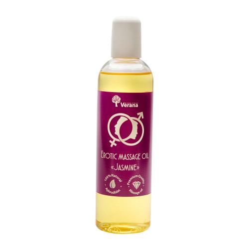 Erotiskā masāžas eļļa Verana, Jasmīns 250 ml