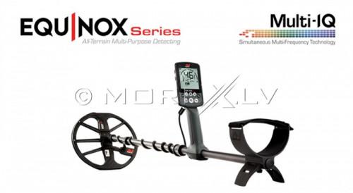 Noma Minelab Equinox 600 metāla detektors