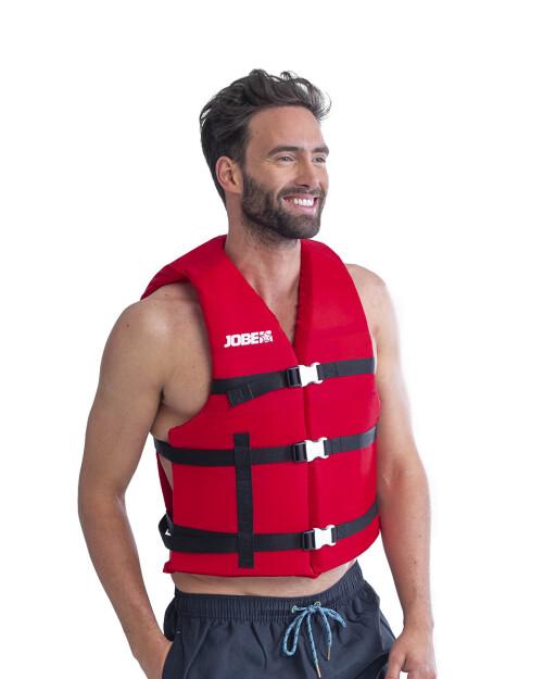 Life jacket Jobe Universal, red
