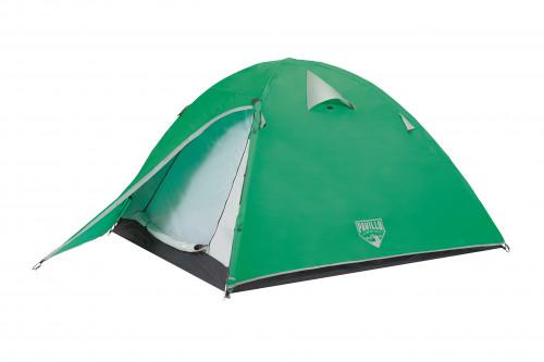 Tourist tent Bestway Glacier Ridge X2, (0.70+2.00)x2.00x1.20 m