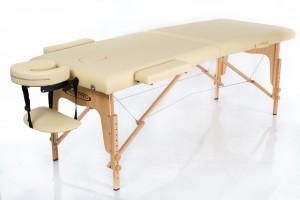 RESTPRO® Classic-2 Beige массажный стол (кушетка)