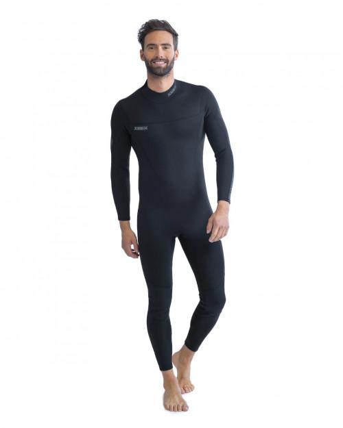Гидрокостюм мужской Jobe Atlanta 2mm Wetsuit, черный