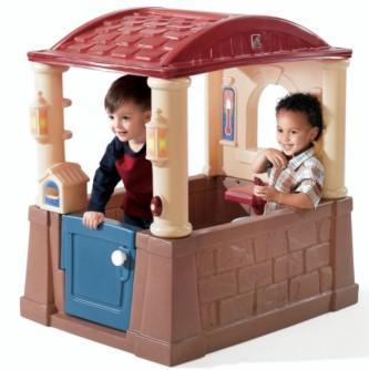 Step2 Vissezonu rotaļu namiņš (744800)