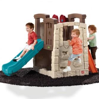 Step2 Meža rotaļu namiņš kāpelētājiem – Woodland (815800)