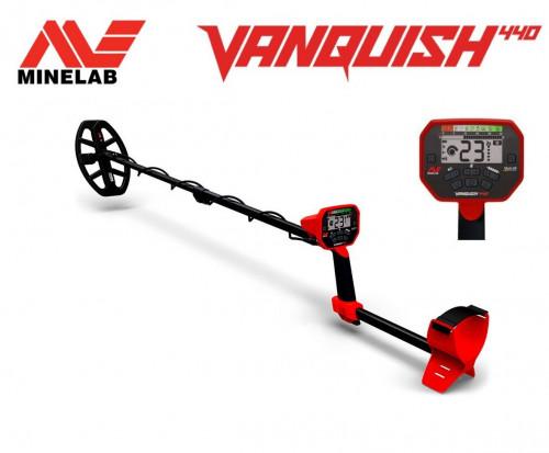 Metāla detektors Minelab Vanquish 440