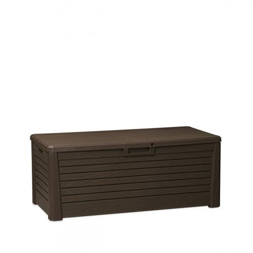 Liela glabāšanas kaste ar sēdekļiem, 148x72x60 cm, Toomax (Itālija)