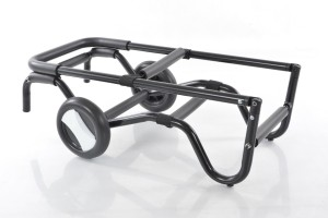 Metal massage Table Cart