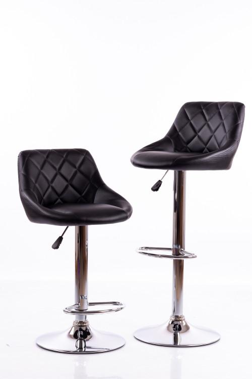Melni bāra krēsli B12 - 2gb.