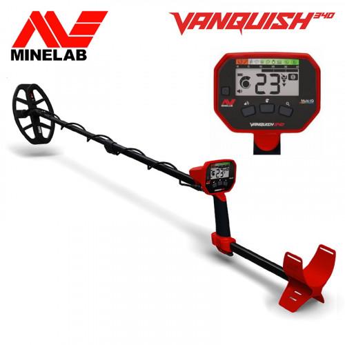 Metāla detektors Minelab Vanquish 340