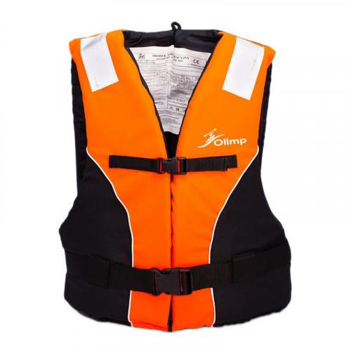 Safety vest Olimp 50-60 kg, OL-ORANGE-L