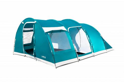 Tourist tent Bestway Pavillo 4.90x3.80x1.95 m Family Dome 6 Tent 68095