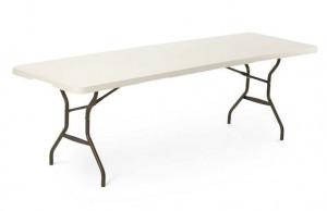 Lifetime 80270 saliekamais galds 244x76cm