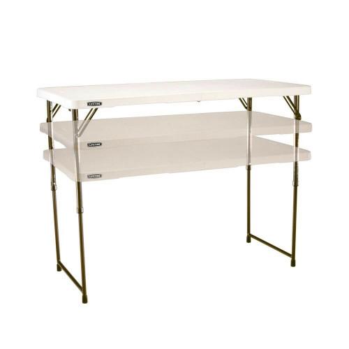 Lifetime 4428 saliekamais galds 122x61x61- 91cm