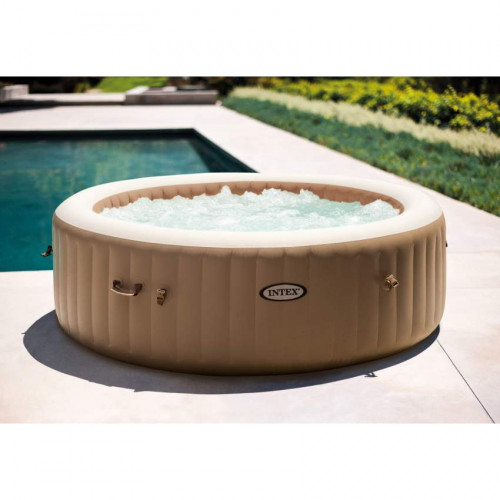Intex PureSpa Bubble Therapy - jacuzzi whirlpool for 6 persons (28428)