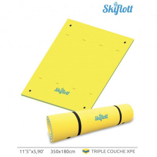 Peldošs paklājs SKIFLOTT-L 350x180х3,5 cm (SKIFLOTT-L)