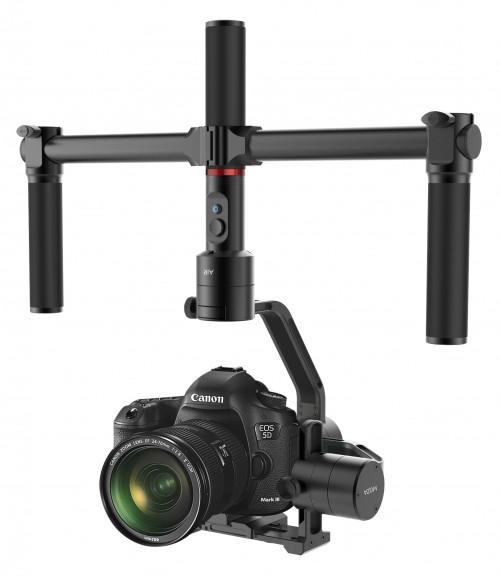 Elektroniskais stabilizators kamerai MOZA AIR