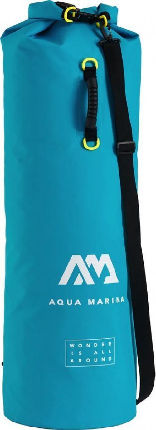 Ūdensnecaurlaidīga soma Aquamarina Dry bag 90L Light Blue