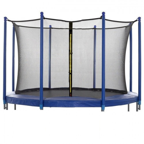 Inside trampoline enclosure 12FT, 366cm