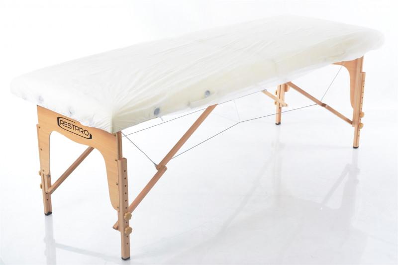 Vienreizējās lietošanas masāžas galda pārsegs - 100 gb