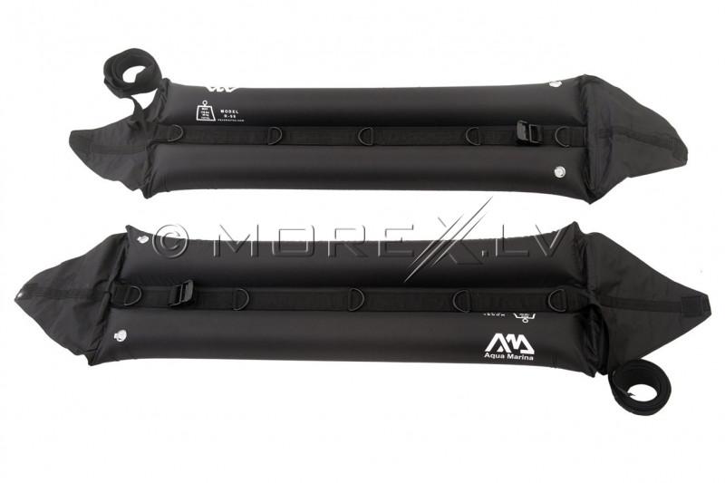 Piepūšamais bagāžnieks SUP dēļa transportēšanai uz automašīnas jumta Aqua Marina R-98