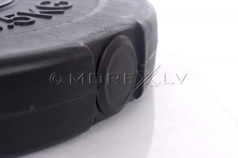 Диск для штанг и гантелей (блин) 2,5кг (31,5мм)