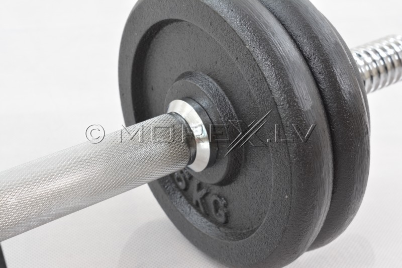 Metal Dumbell Set 2 x 15 kg