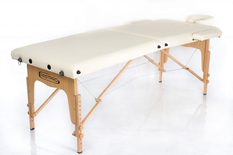 RESTPRO® Classic-2 Cream массажный стол (кушетка)