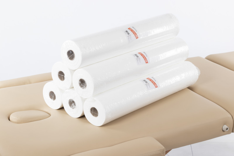 Disposable SMS flizelin - 6 rolls 0.6x150 m, 450 pc.