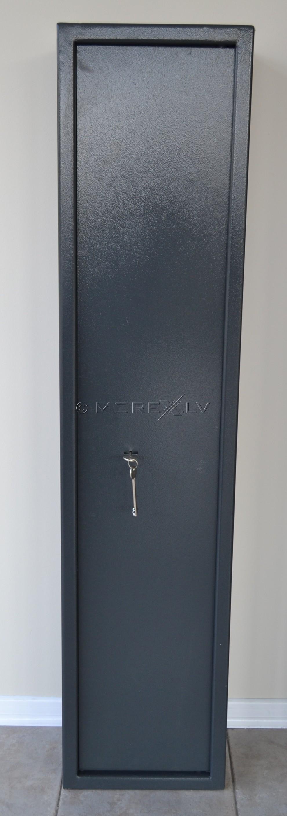 Ieroču seifs SG-138K3 (RC-1S) (3 ieročiem)