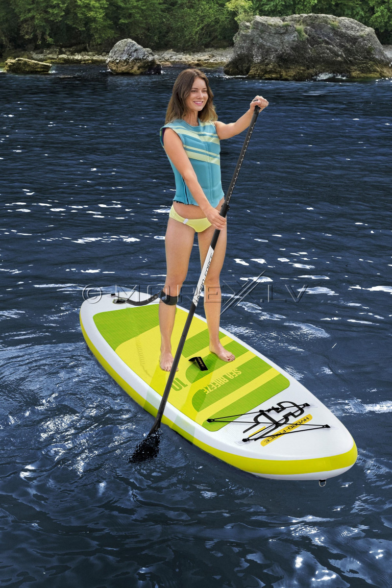 SUP dēlis Bestway Sea Breeze Set, 305x84x12 cm, 65340