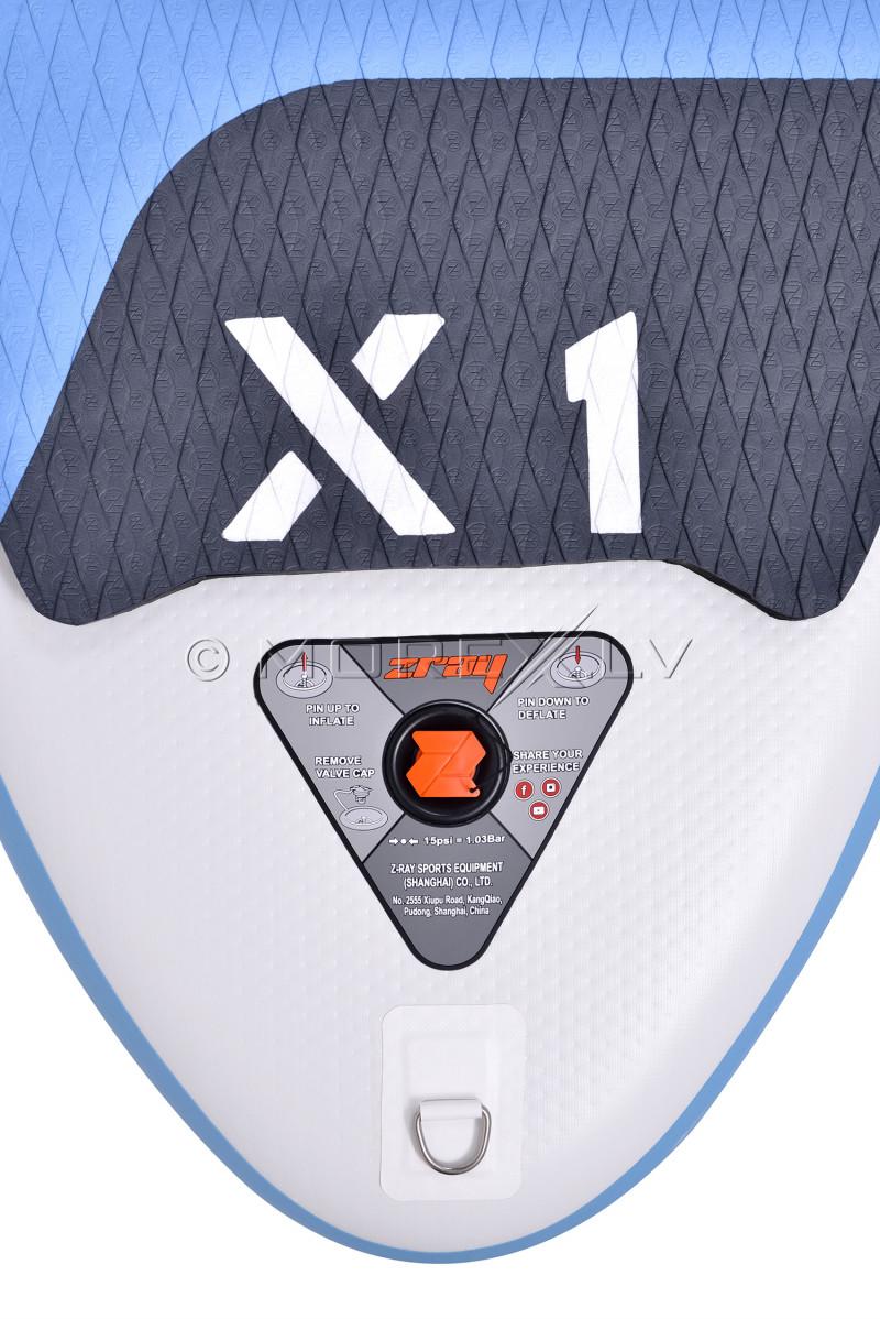 SUP dēlis Zray X-Rider X1 10.2 310x81x15 cm