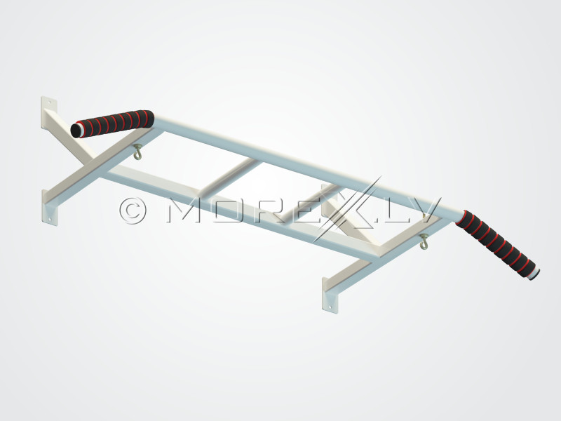 "Wall Pull up Bar ""Classic-1"" (00010-WHITE)"